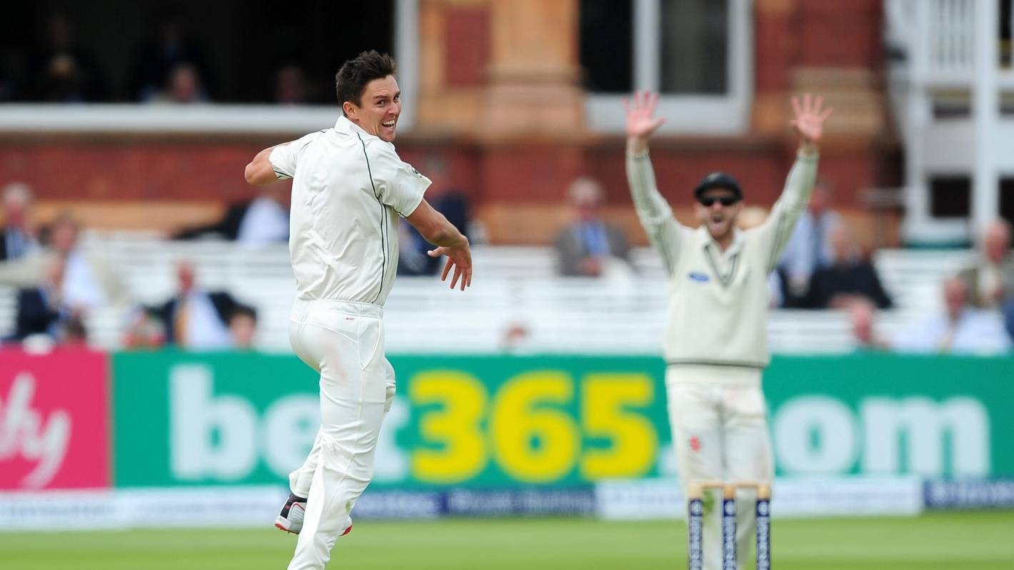 Black Caps will return to Lord's with Britain confirming two tests before WTC final in June