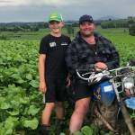 Drowning in effluent - how a tired farmer was nearly a dead farmer 💥😭😭💥