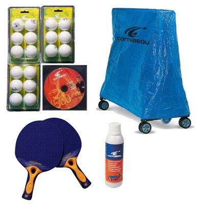 Set Cornilleau Pour Tables De Ping Pong Acheter Avec 16
