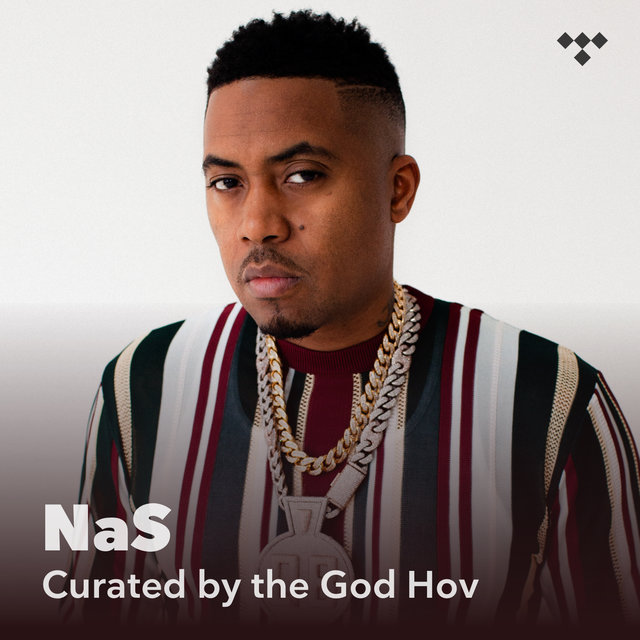 Cover art for album Curated By The God Hov: NaS by JAY-Z