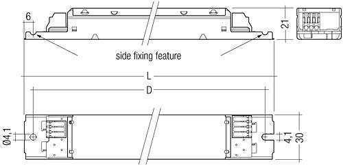 Tridonic Digital Dimmable Ballast Wiring Diagram
