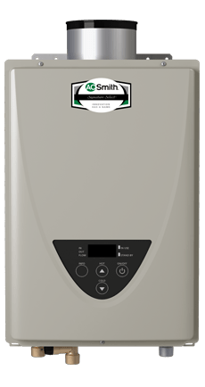Tankless Non   A. O. Smith on Indoor Non Electric Heaters id=85149
