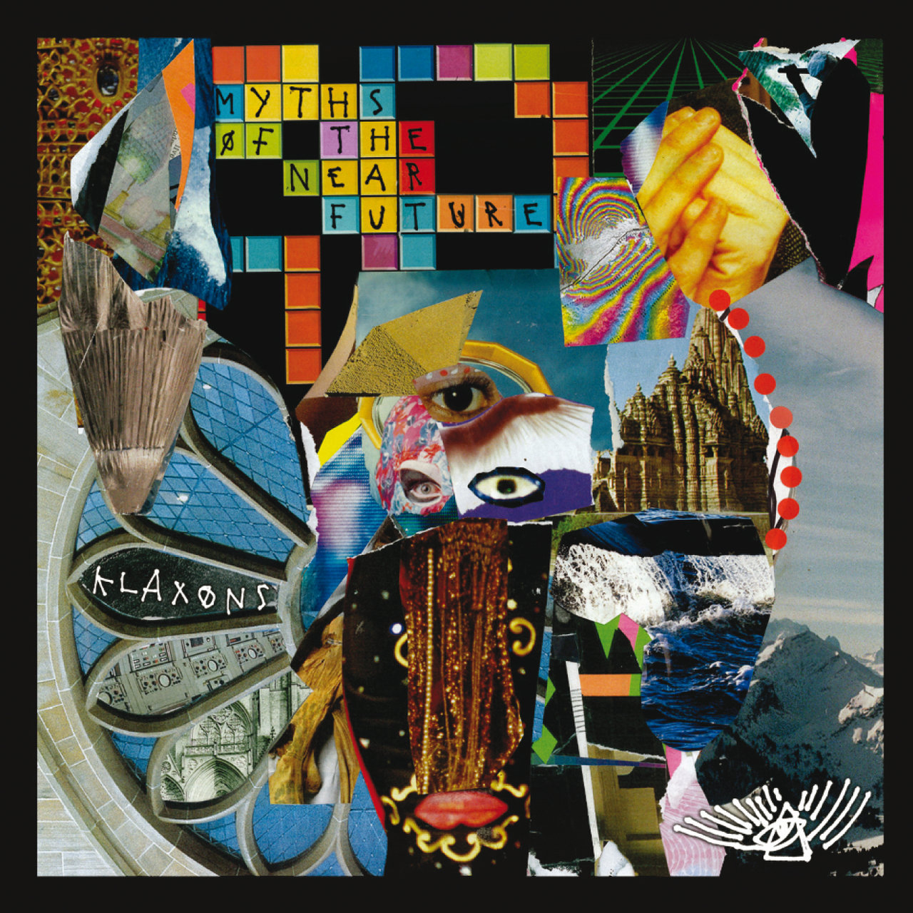 Image result for klaxons myths of the near future