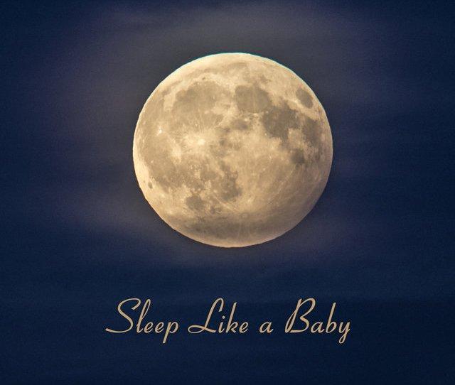 Sleep Like A Baby Music And Lullabies For Sleep