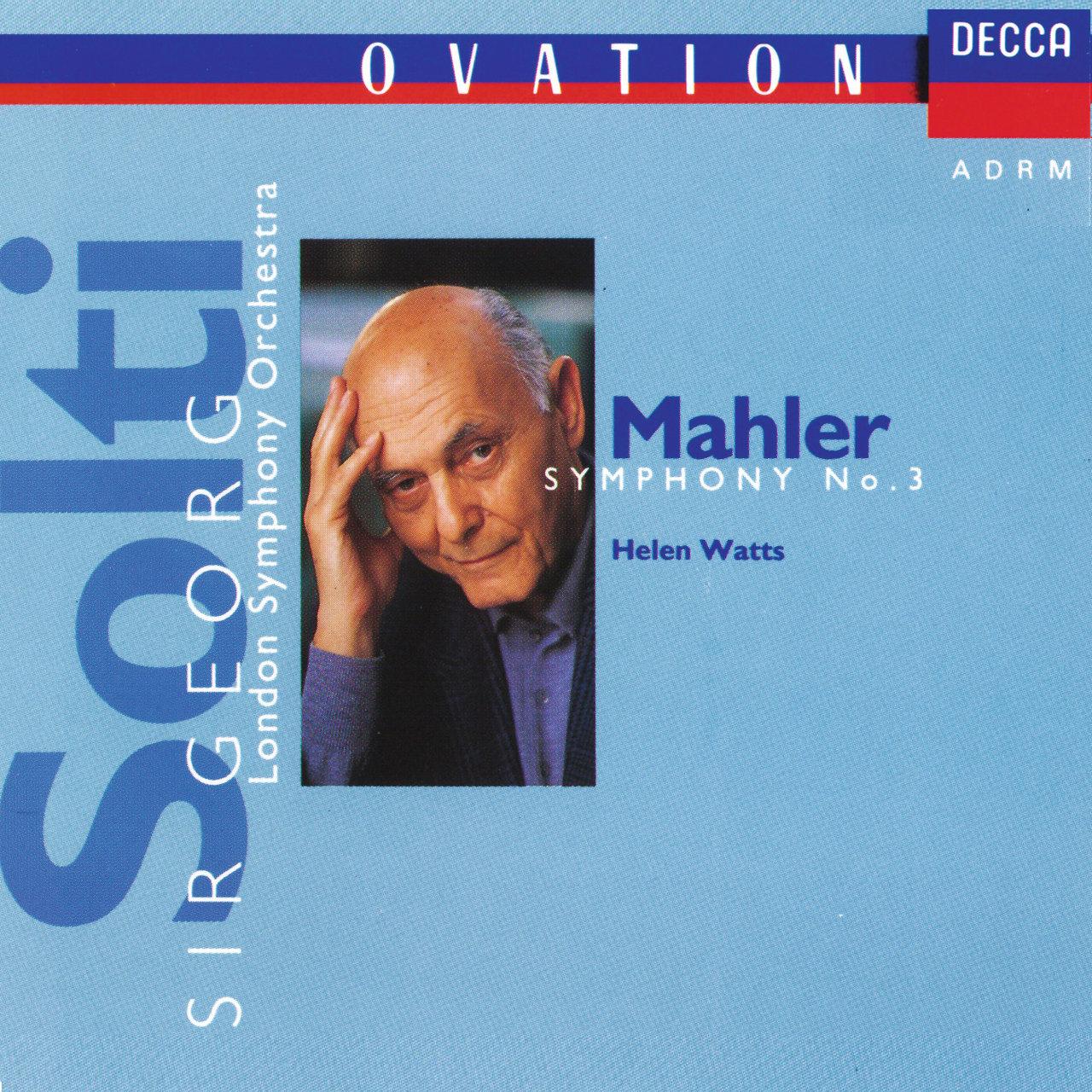 Mahler: Symphony 3