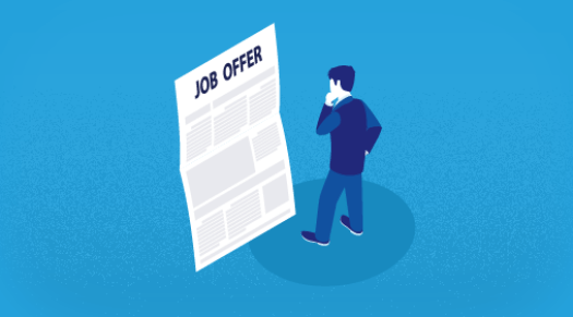 evaluate your job offer