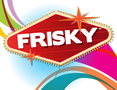 Fun toys for sexual adventurers Frisky Logo Full Color 390 x 300