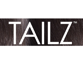 Tailz Logo Grey Fur 290 x 223