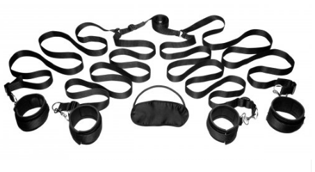 AB691 – Bedroom Restraint Kit
