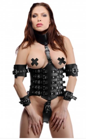 AD499 – Ultimate Lockdown Female Waist Cincher