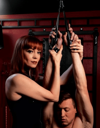 IS103 – Universal Leather Restraints