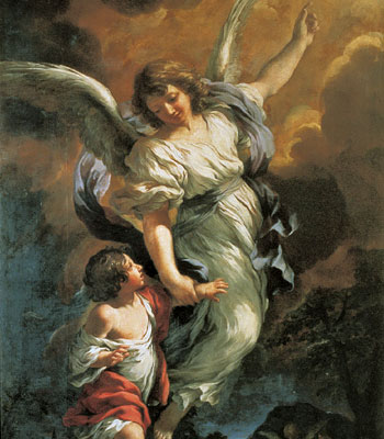 Scribbles of a Catholic Girl: Guardian Angels