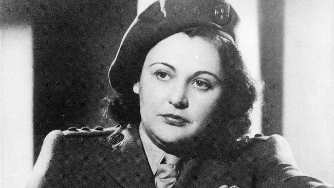 Image result for Image of Nancy Wake