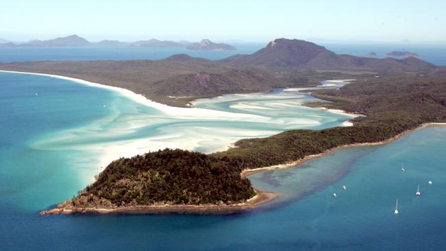 Queensland islands