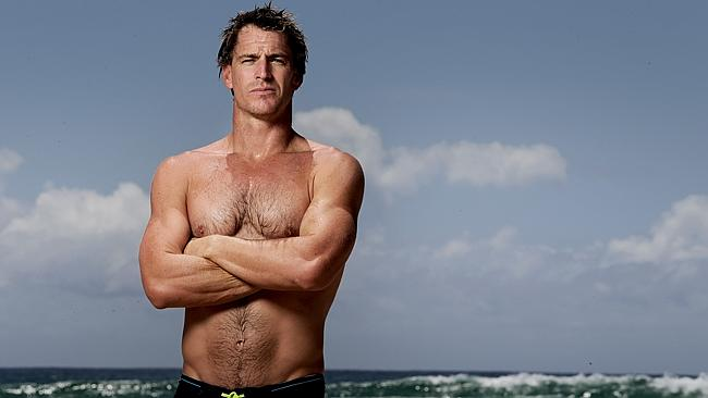 Champion ironman Shannon Eckstein will compete in pain for the Nutri-Grain ironman opener this weekend in Western Australia. ...
