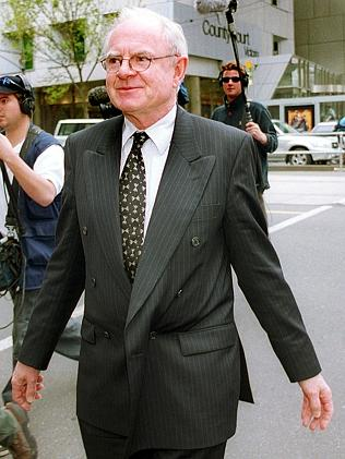 Neil Brown QC, is a former Federal Minister and has been identified as the man who first suspected David Eastman was the shoo...