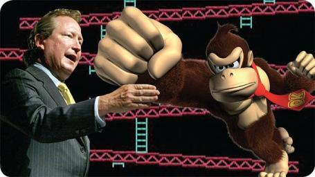 Andrew Forrest has set his sights on Nintendo