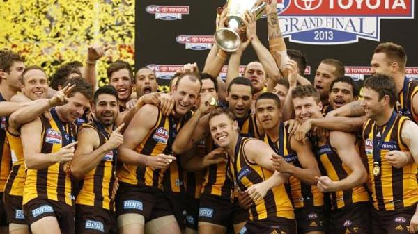 The history of grand final rematches suggests the ...