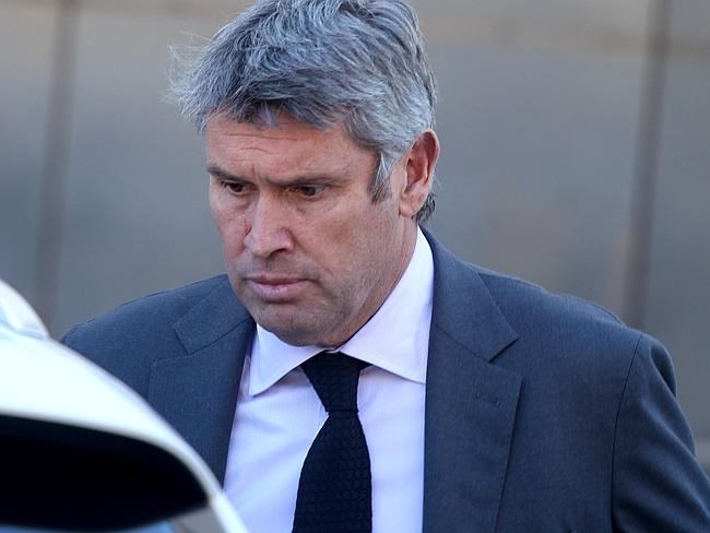 An emotional Gyngell leaves after their bromance is stitched back together.
