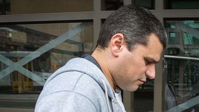 David Branov at a previous court appearance.