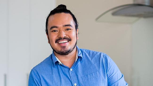 Celebrity chef and 2010 Masterchef winner Adam Liaw.
