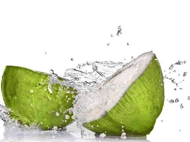 If you haven't already tried coconut water, you need to.