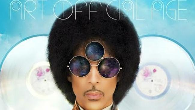 Art Official Age, one of two new albums Prince releases this month.