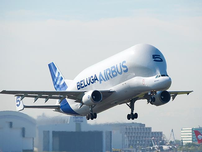 Just a little top heavy. Picture: Airbus.