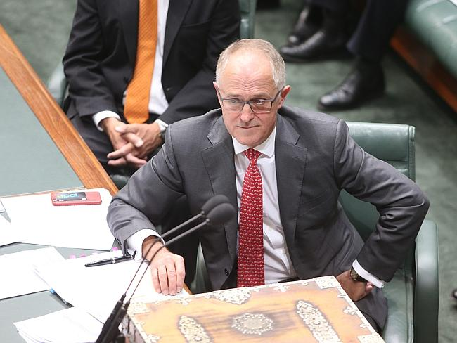 No fear ... Minister for Communications Malcolm Turnbull said last minute changes to the