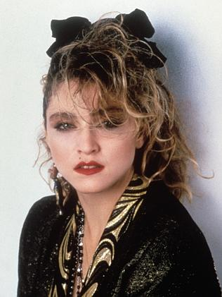 Madonna in her memorable role in Desperately Seeking Susan.