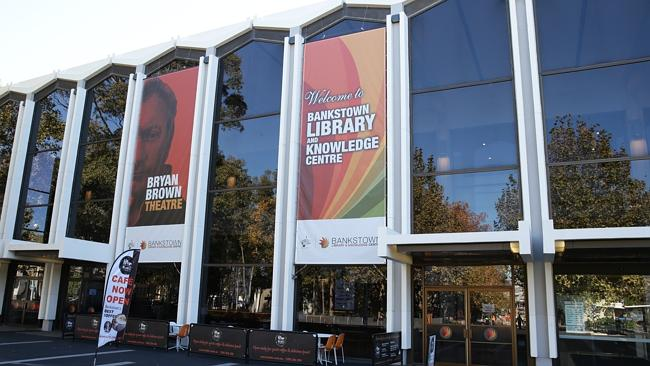 Bankstown Library and Knowledge Centre had a $22 million upgrade.
