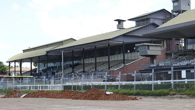The Eagle Farm redevelopment had hit a snag as it waited on approval for a $12 million lo