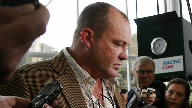 Peter Moody said he would struggle to survive the spring if his percentage of prizemoney