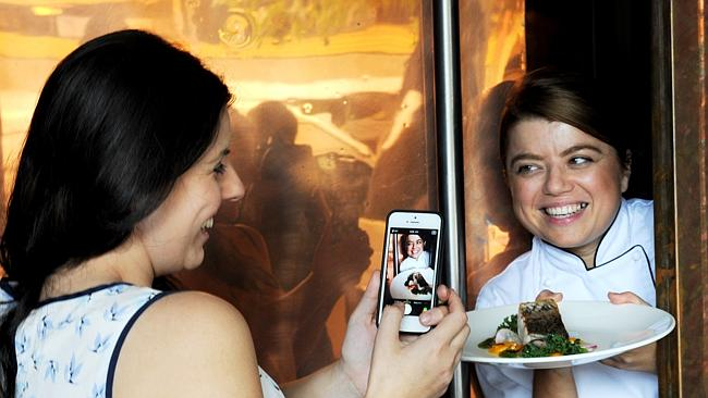 Once considered a faux pas, snapping photos of our food has become a national pastime.