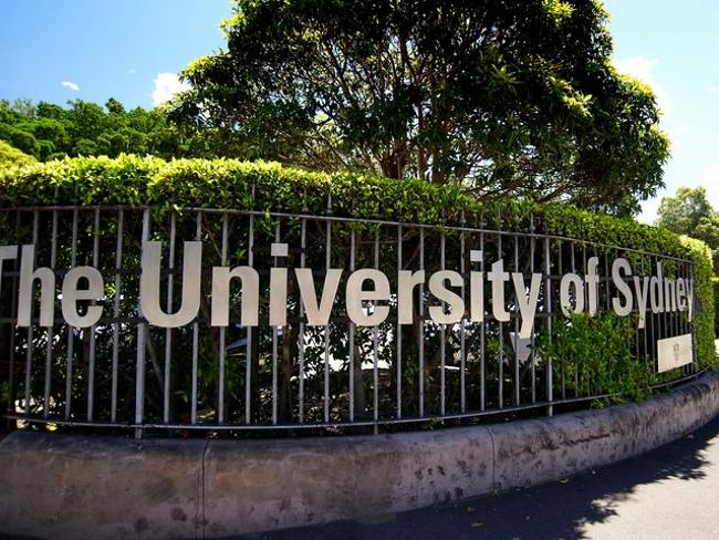 The University of Sydney has been investigating academic dishonesty.