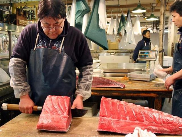 Tokyo's famous fish markets are on the move.