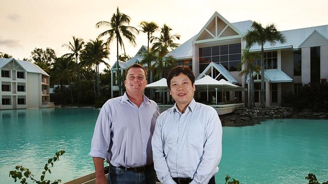 The Fullshare Group has announced a complete redevelopment of the Sheraton Mirage resort