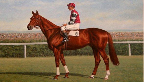 Phar Lap - famous racehorses