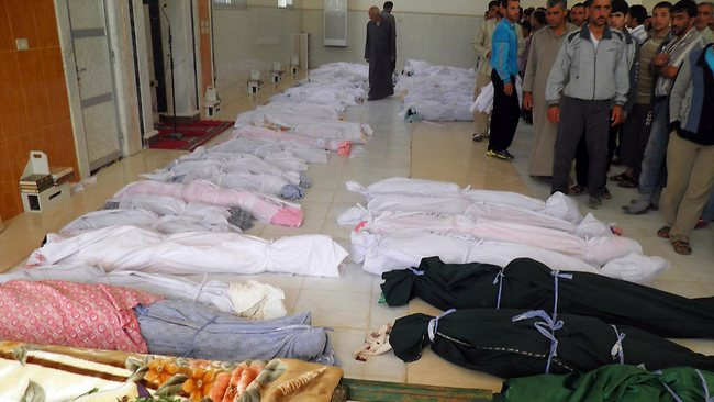 Syria massacre
