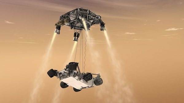 Australia to play key role in Mars landing by NASA rover