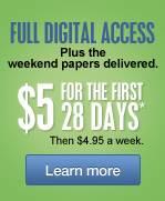Full Digital Access - $5 for first 28 days