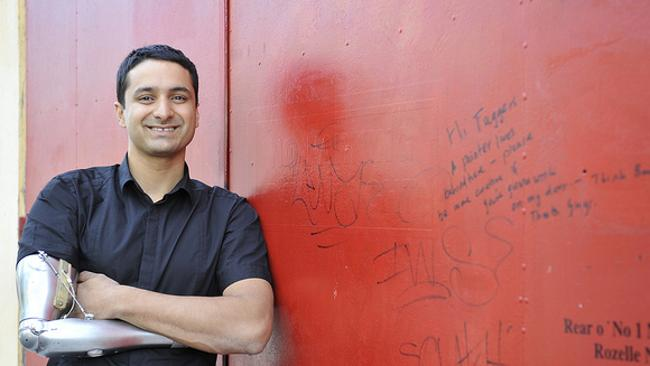 Sam Cawthorn's near-death experience transformed his life.