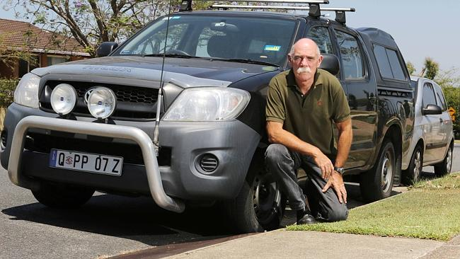 Brad Perry was issued a parking fine for parking his car in a way, which unreasonably obstructs the path of other vehicles, in h