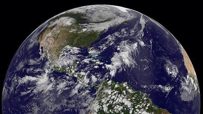 New ozone-depleting gases found up high
