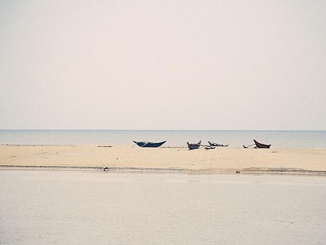 Sri Lanka is surrounded by beautiful beaches.