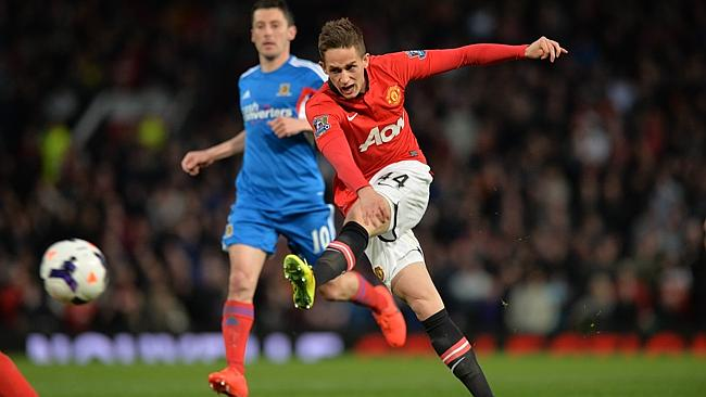 Manchester United midfielder Adnan Januzaj is set for Brazil after his first call up.