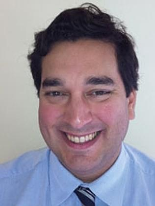 Sydney surgeon and lecturer Dr Nicolas Oddone / Picture: Supplied