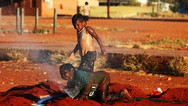 Aboriginal kids more likely to be in care