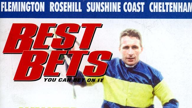 Best Bets magazine was snapped up by Racing Victoria on Friday.