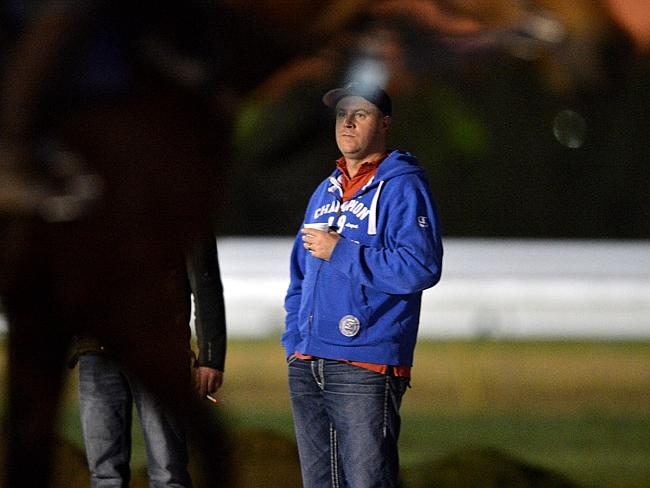 Danny O'Brien now has had four horses return a positive drug test to cobalt.